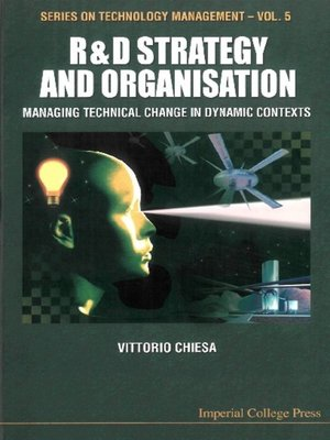 cover image of R&d Strategy & Organisation