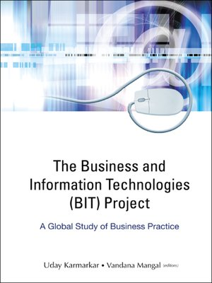 cover image of The Business and Information Technologies (Bit) Project