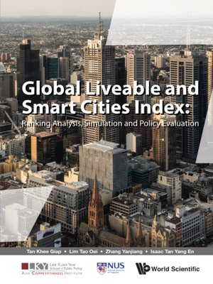 cover image of Global Liveable and Smart Cities Index