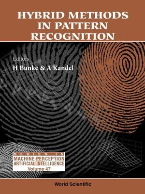 cover image of Hybrid Methods In Pattern Recognition