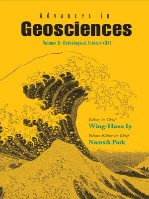cover image of Advances In Geosciences (A 6-volume Set)--Volume 11