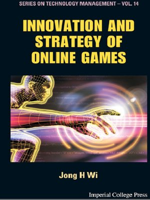 cover image of Innovation and Strategy of Online Games