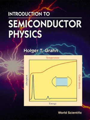cover image of Introduction to Semiconductor Physics