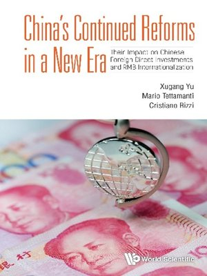 cover image of China's Continued Reforms In a New Era