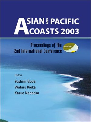 cover image of Asian and Pacific Coasts 2003 (With Cd-rom), Proceedings of the 2nd International Conference