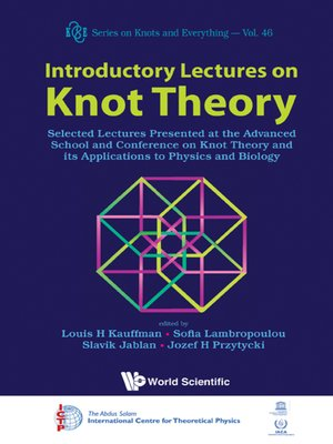 cover image of Introductory Lectures On Knot Theory