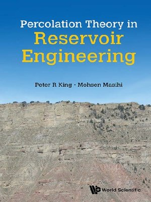 cover image of Percolation Theory In Reservoir Engineering