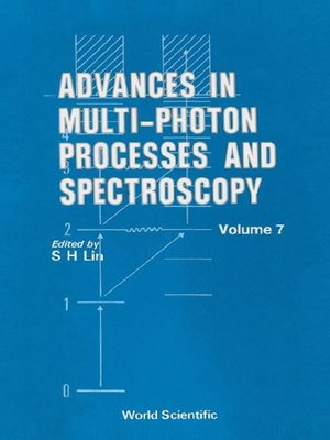 cover image of Advances In Multi-photon Processes and Spectroscopy, Vol 7