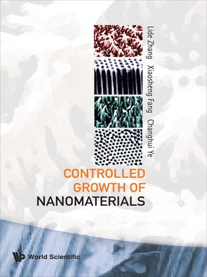 cover image of Controlled Growth of Nanomaterials