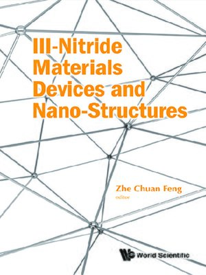 cover image of Iii-nitride Materials, Devices and Nano-structures