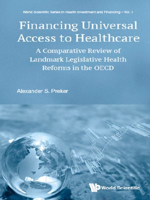 cover image of Financing Universal Access to Healthcare