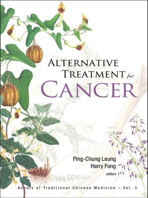 cover image of Alternative Treatment For Cancer