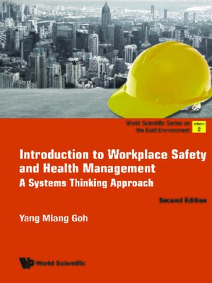 cover image of Introduction to Workplace Safety and Health Management