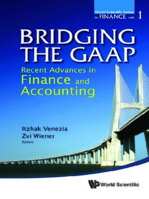 cover image of Bridging the Gaap