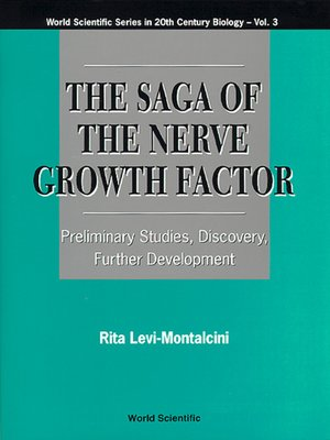 cover image of The Saga of the Nerve Growth Factor
