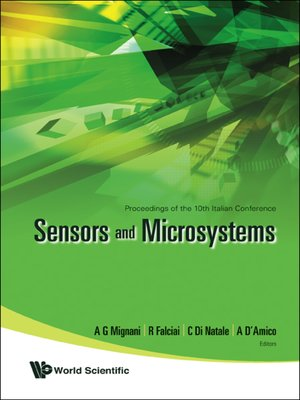 cover image of Sensors and Microsystems--Proceedings of the 10th Italian Conference