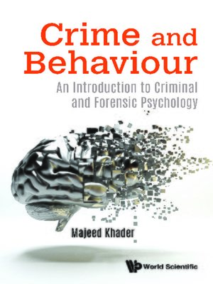 cover image of Crime and Behaviour