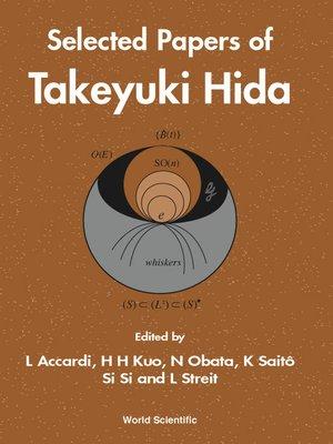 cover image of Selected Papers of Takeyuki Hida