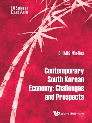 cover image of Contemporary South Korean Economy