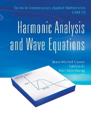 cover image of Harmonic Analysis and Wave Equations