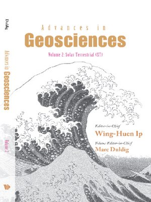 cover image of Advances In Geosciences (A 5-volume Set)--Volume 2