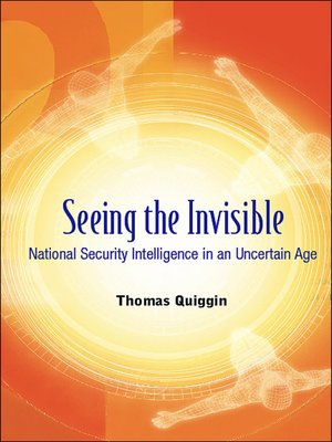 cover image of Seeing the Invisible