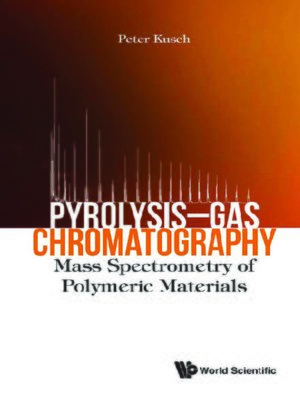 cover image of Pyrolysis-gas Chromatography