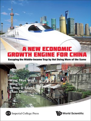 cover image of A New Economic Growth Engine For China