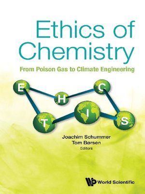 cover image of Ethics of Chemistry
