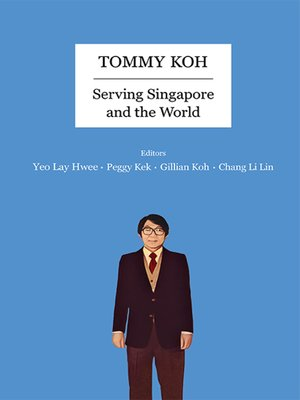 cover image of Tommy Koh