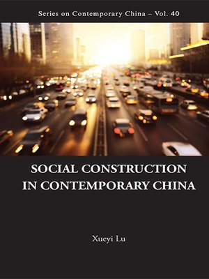 cover image of Social Construction In Contemporary China