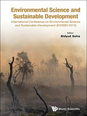 cover image of Environmental Science and Sustainable Development--International Conference (Icessd 2015)