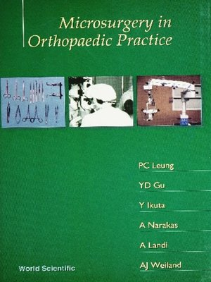 cover image of Microsurgery In Orthopaedic Practice