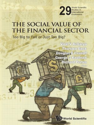 cover image of The Social Value of the Financial Sector