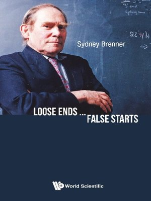 cover image of Loose Ends...false Starts