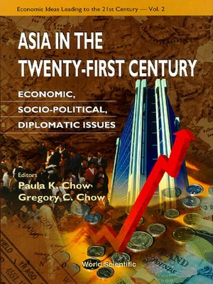 cover image of Asia In the Twenty-first Century