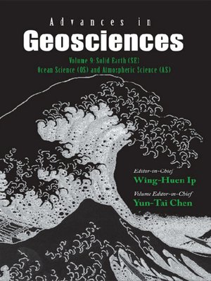 cover image of Advances In Geosciences (A 4-volume Set)--Volume 9