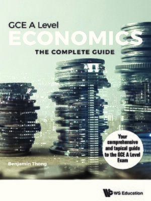 cover image of Economics For Gce a Level