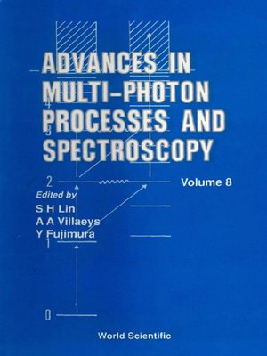 cover image of Advances In Multi-photon Processes and Spectroscopy, Vol 8