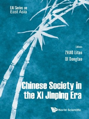 cover image of Chinese Society In the Xi Jinping Era