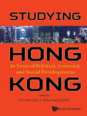 cover image of Studying Hong Kong