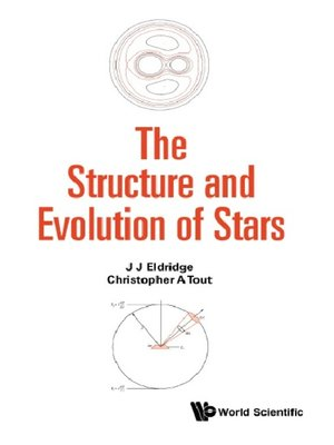 cover image of The Structure and Evolution of Stars