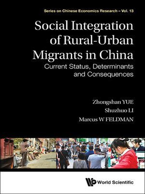 cover image of Social Integration of Rural-urban Migrants In China
