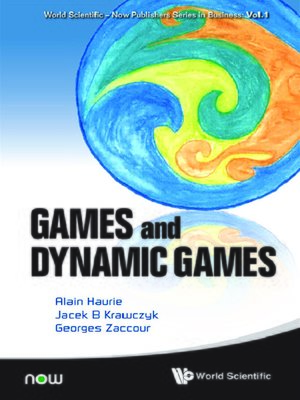 cover image of Games and Dynamic Games