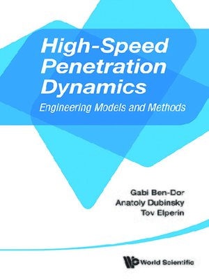 cover image of High-speed Penetration Dynamics