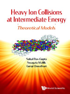 cover image of Heavy Ion Collisions At Intermediate Energy