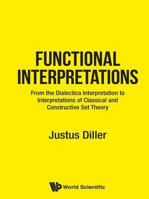 cover image of Functional Interpretations