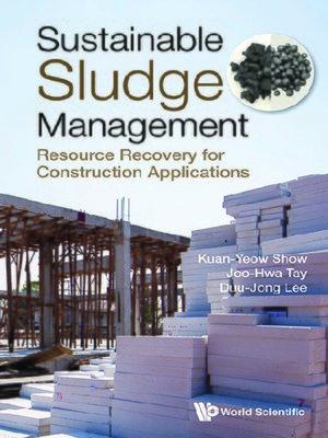 cover image of Sustainable Sludge Management