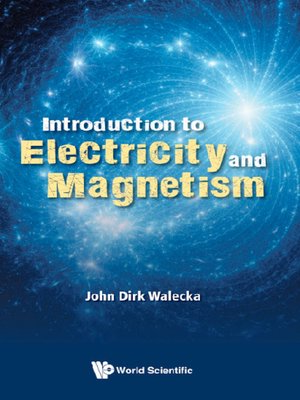 cover image of Introduction to Electricity and Magnetism