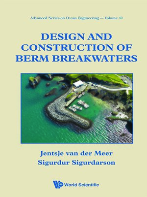 cover image of Design and Construction of Berm Breakwaters
